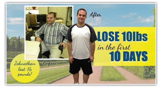 Lose weight in 6 weeks fast